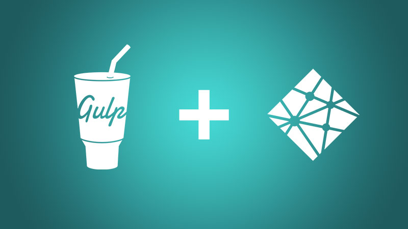 Continuous deployment using Gulp and Netlify