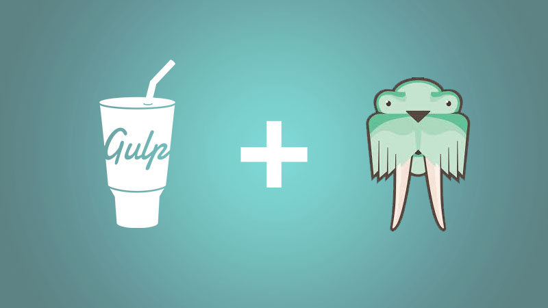 Continuous deployment using Gulp and Surge